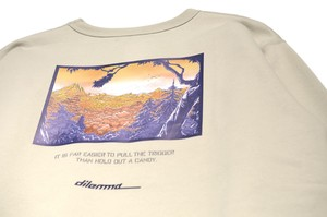 【FAN別注】dilemma Will Tempest SWEAT SHIRT