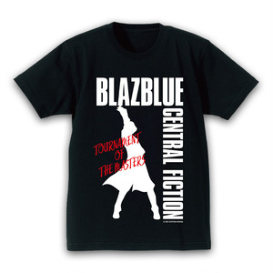 【Tournament of the Masters】「BLAZBLUE CENTRALFICTION」 MJ Tシャツ