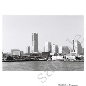 「横浜」2Lサイズ