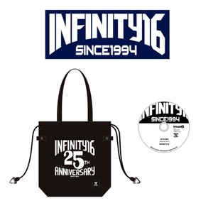 ④ 25TH 2点セット (BAG / TOWEL)