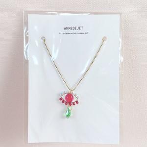 【ARME DE JET】Medama Necklace メダマネックレス 355-N005