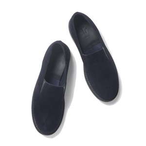 SMOKE T ONE THE ONE DAILY SLIPPERS(NAVY SUEDE)