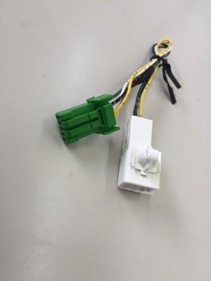 トヨタのナビレディパッケージのバックカメラを、クラリオンのナビゲーションへダイレクト接続できるケーブル