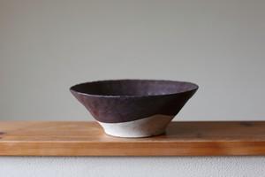 村上躍 鉄赤釉鉢