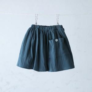 ビックポケット付きスカート