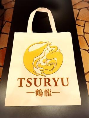 1/19新着★数量限定!TSURYU-鶴龍-オリジナルトートバッグ