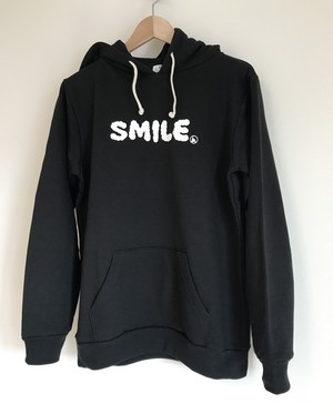 hss-02 『SMILE』 PULL OVER ・スミクロブラック