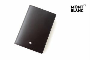 モンブラン|MONTBLANC|マイスターシュティックセレクション|クラシック|パスポートホルダー|ブラウン