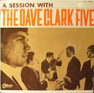 【LP】THE DAVE CLARK FIVE/A Session With The Dave Clark Five(RED WAX)