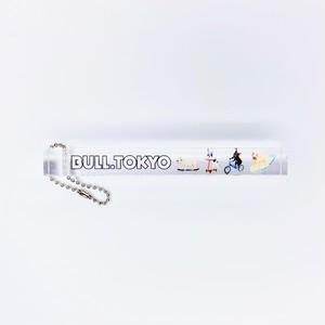 【5/18(月)20:00-】Bull.Tokyo オリジナル ホテルキーホルダー 乗り物BUHI