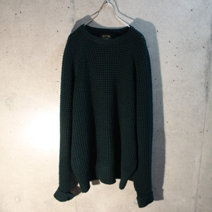 Coxmoore wool knit
