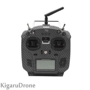 Jumper T12 Pro Hall 16CH マルチプロトコル 2.4G プロポ送信機 Carbon Special Edition【技適対応品】