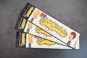 Beavis and Butt-Head STICKER