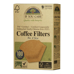 If You Care : coffee filters