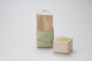はさがけ3合玄米 こしひかり自然栽培