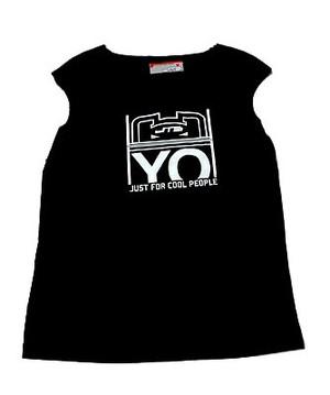 【JTB】 YO Fスリーブ トップ【ブラック】【新作】イタリアンウェア【送料無料】《W》