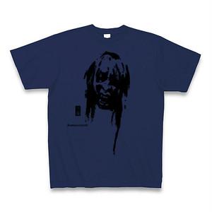 クランプスTシャツ【BASE-8】ジャパンブルー