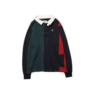 EVISEN / JOCKEY B  SHIRT / BLACK / L