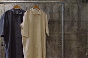 Overdye swedish military doctor shirt coat