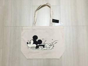 新品 the POOL aoyama プールアオヤマ Disney トートバッグ ディズニー ミッキー
