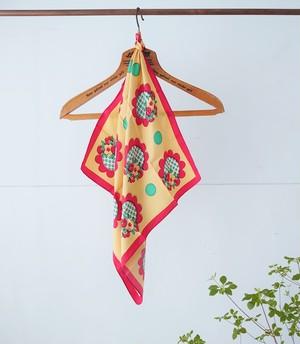 vintage scarf fs-2040
