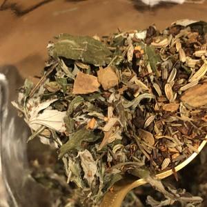 有機薬草茶 腸活(茶葉量り売り50g以上ご注文専用:10g単位)