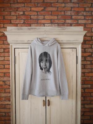 TAKAHIROMIYASHITATheSoloist. / pullover hoodie.-ADALBERT-  (Gray)