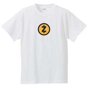 009 ZEC Zcash  (ヅィキャッシュ)仮想通貨 T-shirts