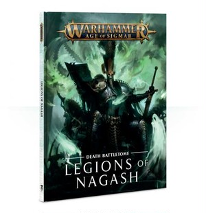 BATTLETOME: LEGIONS OF NAGASH 英語書籍