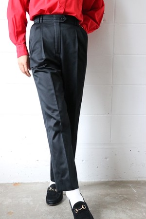 ESCADA black cotton pants
