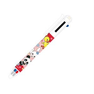 BNTM1-3B-AN シャーペン付き3色ボールペン(アニマル)