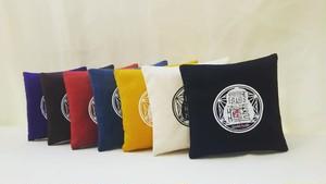 だるま武藏ロゴ入り座布団 [達磨大size /小size]用 7色からお選びできます【d01】