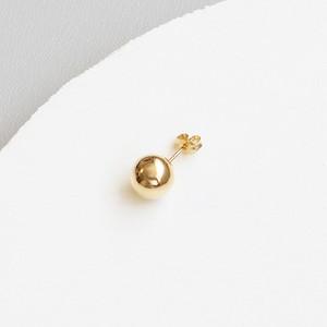 ■solid pierce -round / gold-■ ソリッドピアス ラウンド ゴールド
