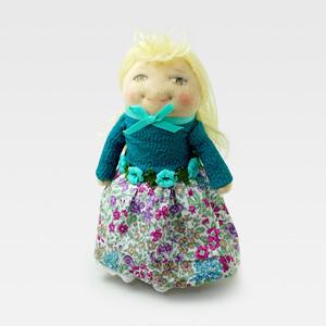 立ち人形 女の子 リバティ sh-0009