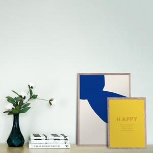 HAPPY / T044 / 北欧ポスター