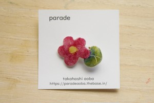 <NEW> parade brooch 花