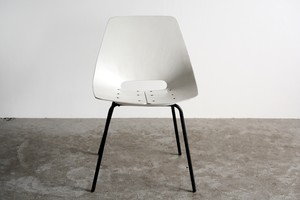 pierre guariche Tonneau Chair 1950'