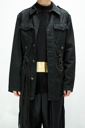 18AW regeneration Germany Mole Skin Jacket