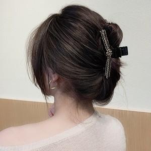 【小物】人気上昇中 ファッションラインストーン不規則形合金日常使用髪飾り44555669