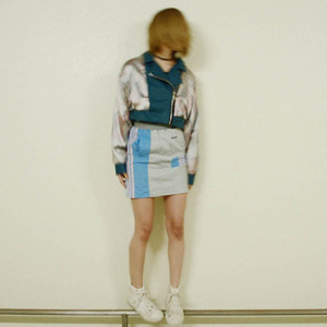 ソウテンガイ re_make ADIDAS body-con skirt