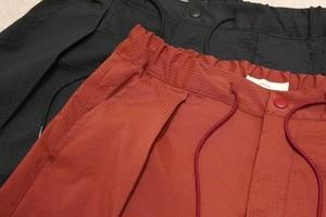 KAFIKA 1Pleats Easy Shorts