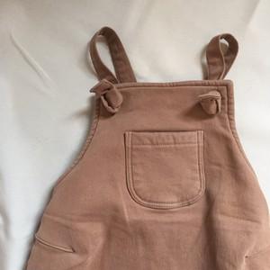 overalls(Brushed back)
