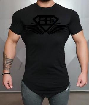 BODY ENGINEERS ボディエンジニア Tシャツ 2.0 – 黒黒【Black on Black】 メーカー直輸入品!
