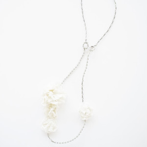 Necklace 〈 Sakira 〉 White