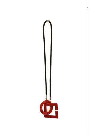 【chicherone 】original geometry lariat  RED