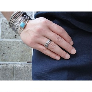 FIRST AMERICAN TRADERS (ファーストアメリカントレーダーズ) STERLING SILVER RING シルバーリング