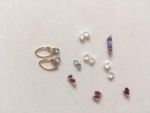 Hand made Natural stone jewelry