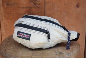 USED 90s JAN SPORT Waist bag  0935