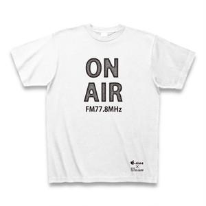 【送料無料】FMいーにわオリジナルTシャツ(にわT) ホワイト