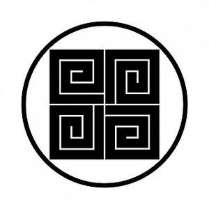 細輪に四つ稲妻 高解像度画像セット
